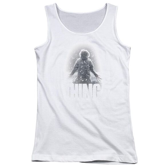 Thing Snow Thing Juniors Tank Top