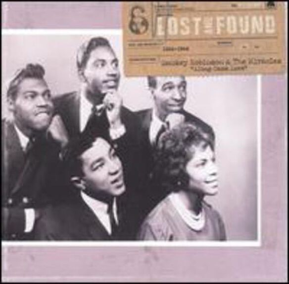 Lost & Found: Along Came Love (1958 1964) (Mod)