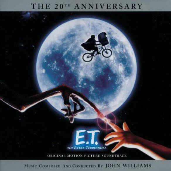 E.T. (20 Th Ann) (Score) / Ost (Bonus Tracks)