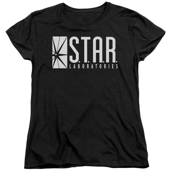 The Flash S.T.A.R. Short Sleeve Womens Tee T-Shirt