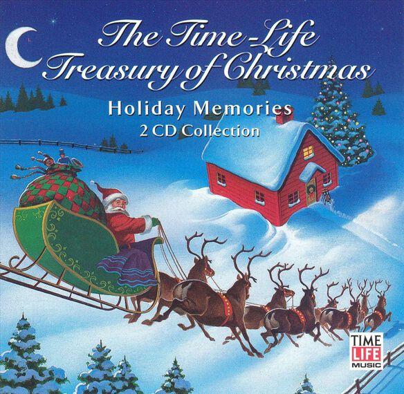 Treasury Of Christmas: Holiday Memories / Various