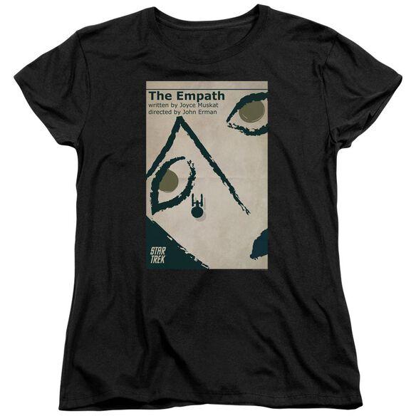 Star Trek Tos Episode 67 Short Sleeve Womens Tee T-Shirt