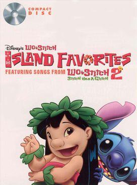 Disney - Lilo & Stitch 2: Island Favorites