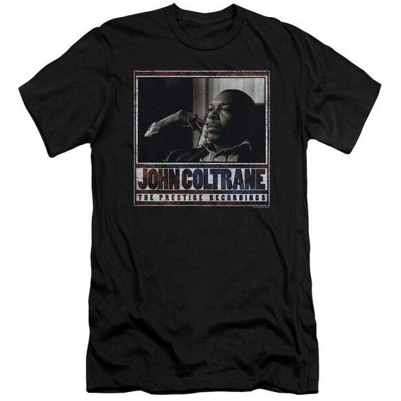 John Coltrane Prestige Recordings Short Sleeve Adult T-Shirt