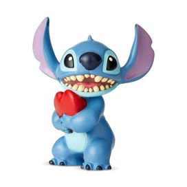 Stitch [Holding a Heart] Mini Figurine
