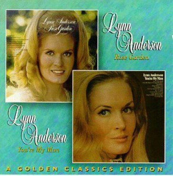 Lynn Anderson - Rose Garden You're My Man