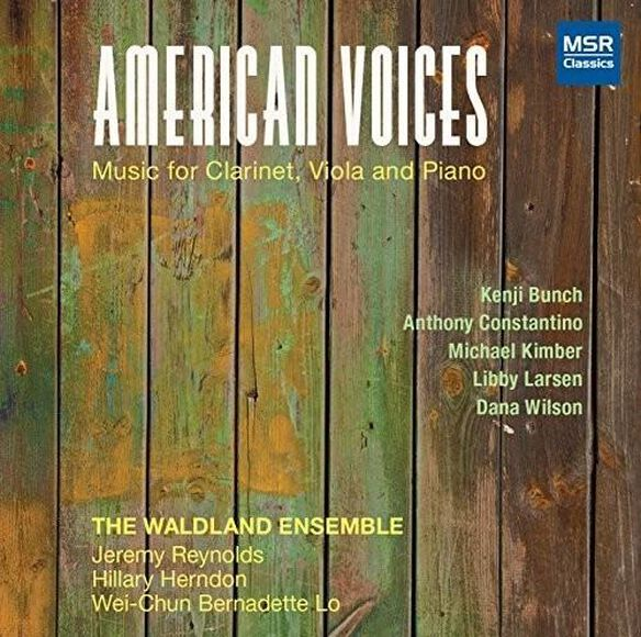 American Voices: Music For Clarinet