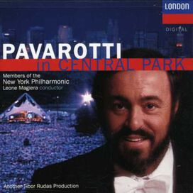 Luciano Pavarotti - In Central Park