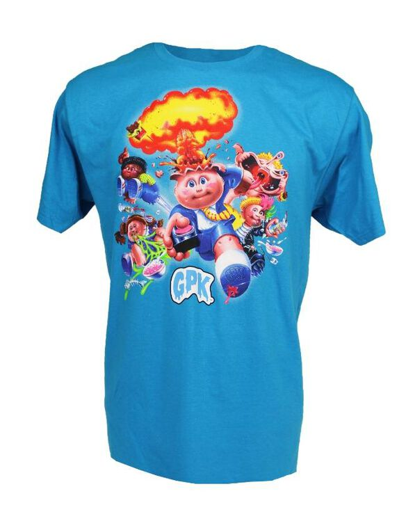 Garbage Pail Kids Characters T-Shirt