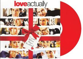 Various Artists - Love Actually Original Motion Picture Soundtrack [FYE Exclusive Red Vinyl]