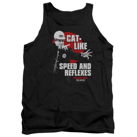 Tommy Boy Cat Like Adult Tank