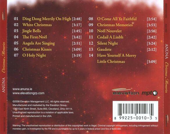 Christmas Memories 810
