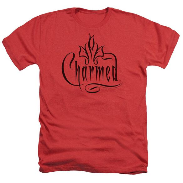 Charmed Charmed Logo Adult Heather