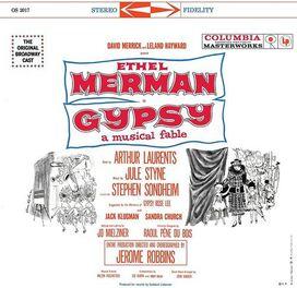 Ethel Merman - Gypsy [Original Broadway Cast]
