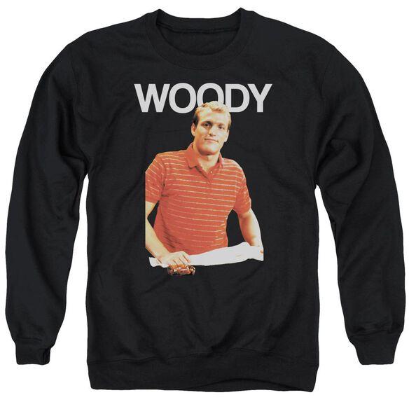 Cheers Woody Adult Crewneck Sweatshirt