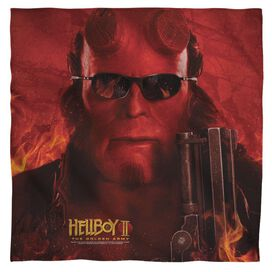 Hellboy Ii Big Red Bandana
