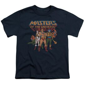 Masters Of The Universe Team Of Heroes Short Sleeve Youth T-Shirt