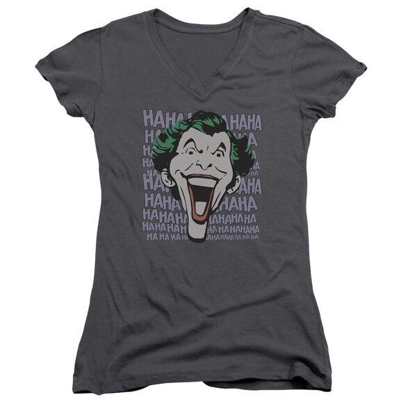 Dc Dastardly Merriment Junior V Neck T-Shirt