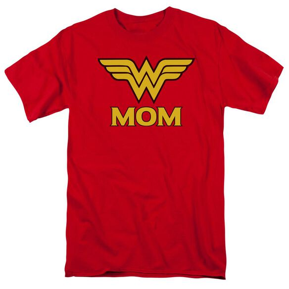 Dco Wonder Mom Short Sleeve Adult T-Shirt
