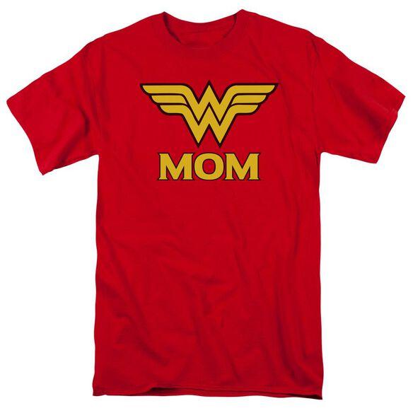 Dco Wonder Mom Short Sleeve Adult T-Shirt