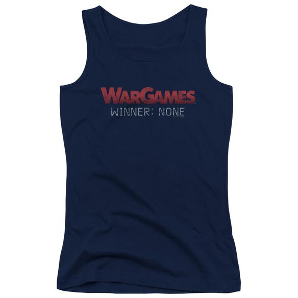 Wargames No Winners Juniors Tank Top