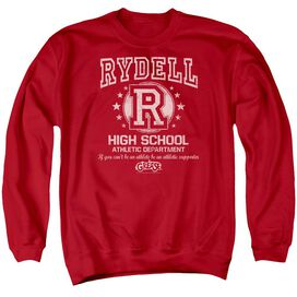 Grease Rydell High Adult Crewneck Sweatshirt