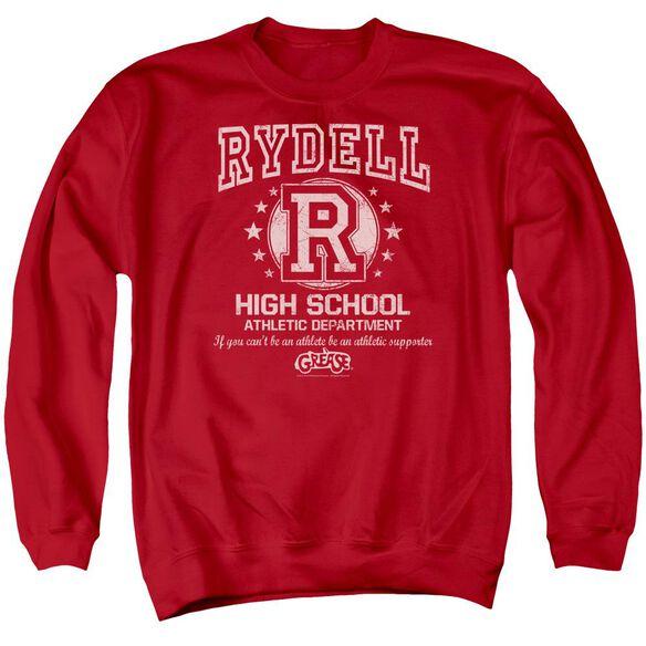 Grease Rydell High Adult Crewneck Sweatshirt