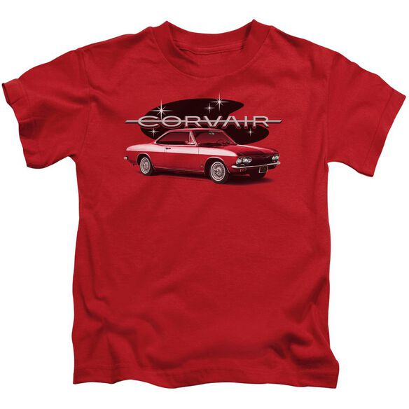 Chevrolet 65 Corvair Mona Spyda Coupe Short Sleeve Juvenile T-Shirt