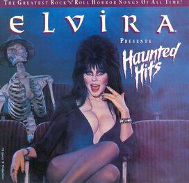 Various Artists - Elvira Presents Haunted Hits
