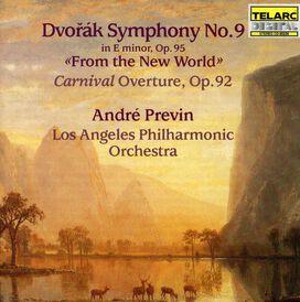 A. Dvorak - Symphony 9 in E minor / Carnival Overture