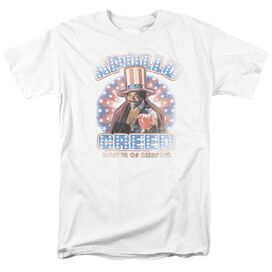 Rocky Apollo Creed Short Sleeve Adult T-Shirt