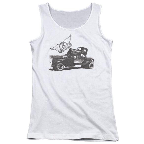 Aerosmith Pump Juniors Tank Top