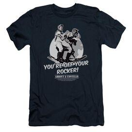 Abbott & Costello Off Your Rocker Short Sleeve Adult T-Shirt