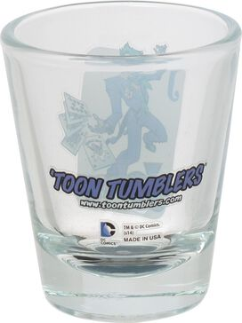 Joker Mini Toon Tumbler Shot Glass