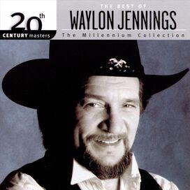 Waylon Jennings - 20th Century Masters - The Millennium Collection: The Best of Waylon Jennings