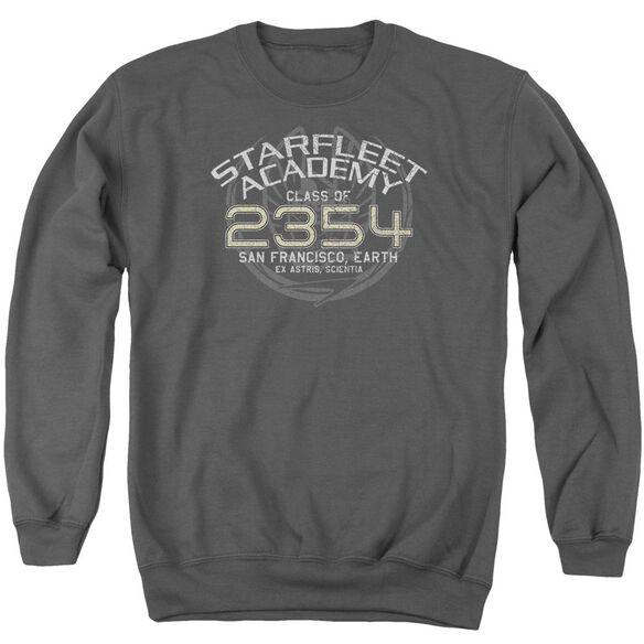 Star Trek Sisko Graduation Adult Crewneck Sweatshirt