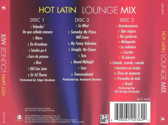 Hot Latin Lounge Mis 0305