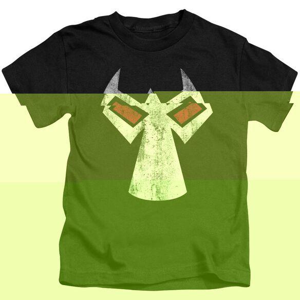 BATMAN BANE MASK - S/S JUVENILE 18/1 - BLACK - T-Shirt
