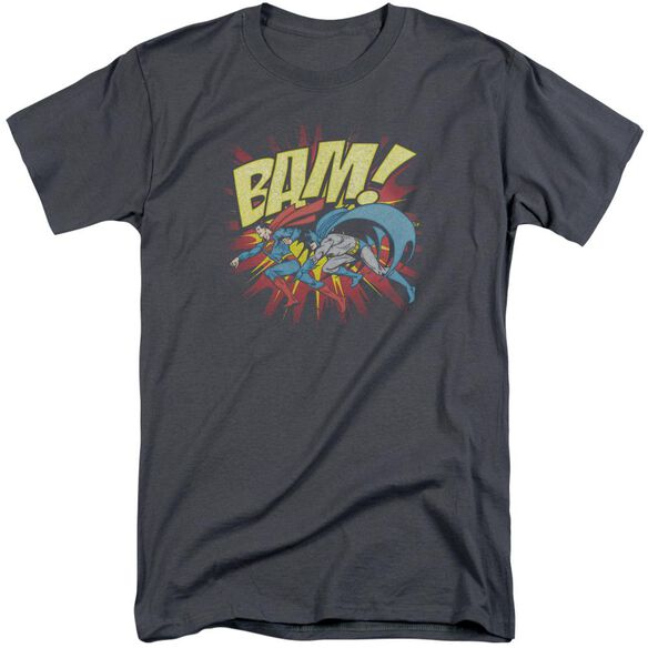Dc Bam Short Sleeve Adult Tall T-Shirt