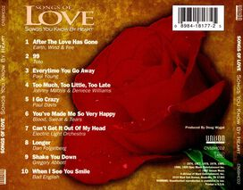 Various Artists - Songs You Know by Heart: Songs of Love
