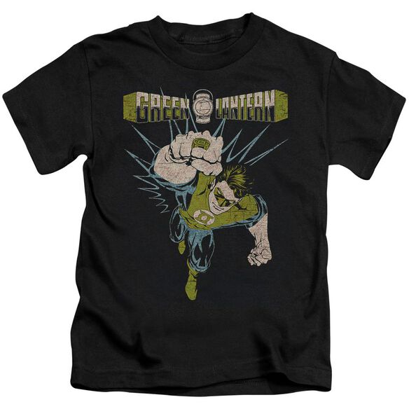 Green Lantern Powerful Short Sleeve Juvenile T-Shirt