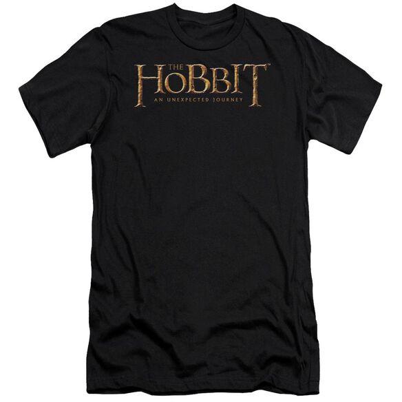 The Hobbit Logo Short Sleeve Adult T-Shirt