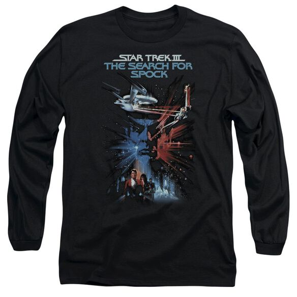 Star Trek Search For Spock(Movie) Long Sleeve Adult T-Shirt