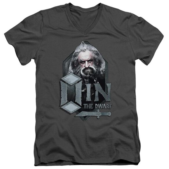 The Hobbit Oin Short Sleeve Adult V Neck T-Shirt