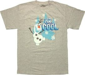 Frozen Olaf Mr Cool T-Shirt