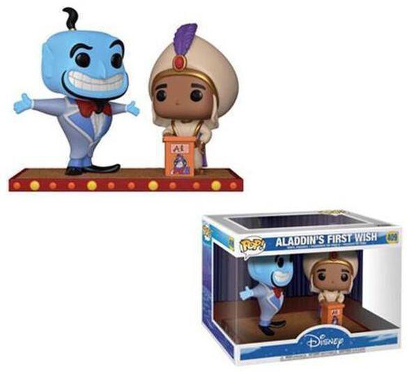 Funko Movie Moment: Aladdin - Genie