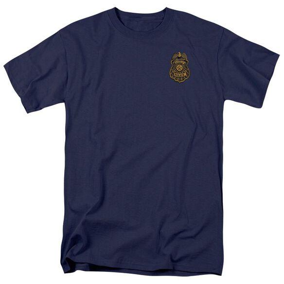 Batman Arkham Knight Gotham Badge Short Sleeve Adult T-Shirt
