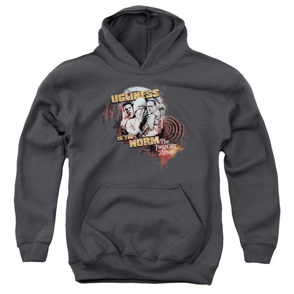 Twilight Zone The Norm Youth Pull Over Hoodie