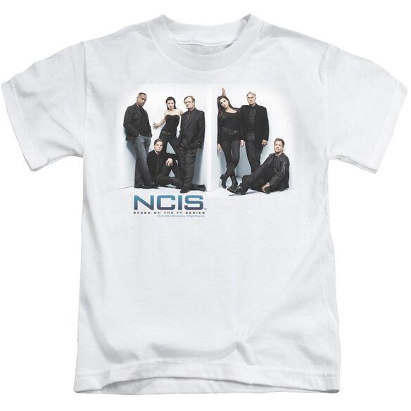 Ncis White Room Short Sleeve Juvenile White T-Shirt