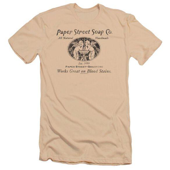 Fight Club Paper Street Premuim Canvas Adult Slim Fit